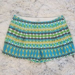 🆕️NWOT🆕️  J CREW Pleated Linen Shorts